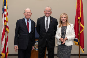 Timothy Gill, Founder of Ghost Orchid Coalition, Met with U.S. Senator Marsha Blackburn (R-TN)